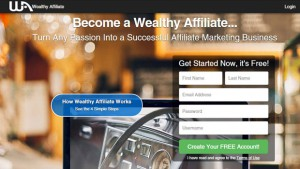 the wealthy affiliate review