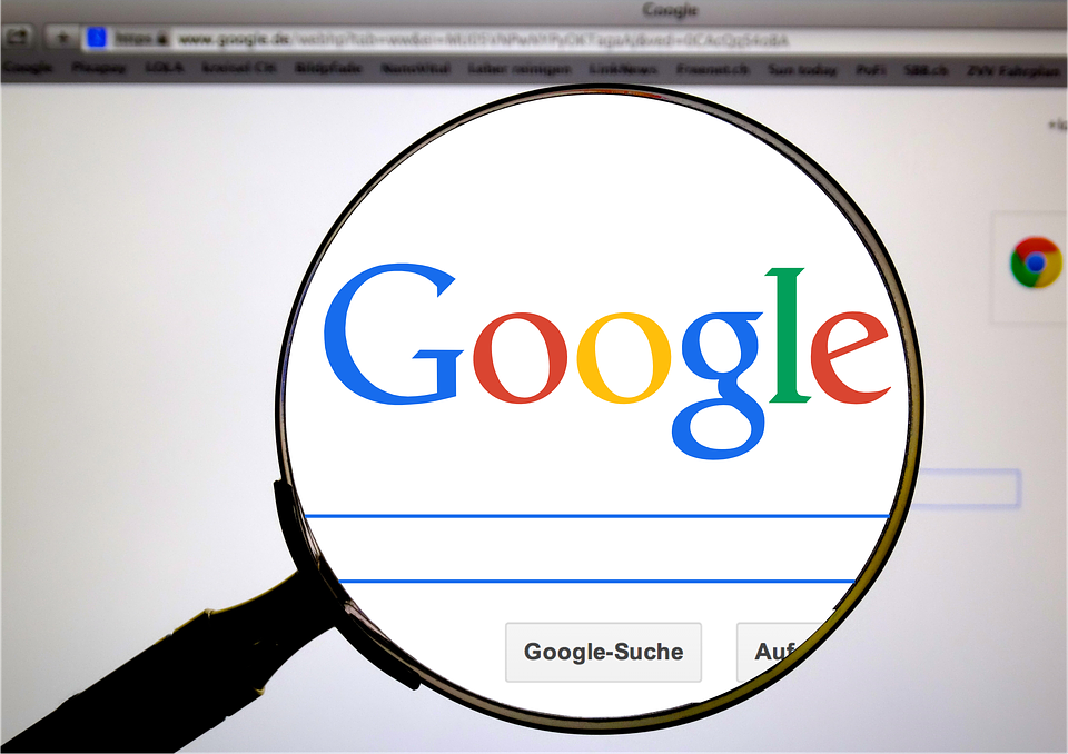 What do you need for an online business Google Magnifying Glass