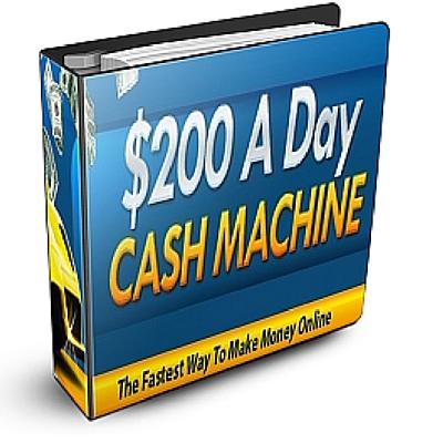 $200 a day e-book